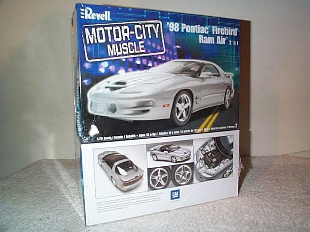 '98 Pontiac Firebird Ram Air Motor-City Muscle