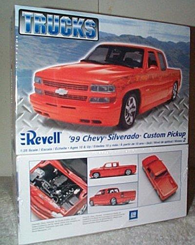 '99 Chevy Silverado Custom Pickup