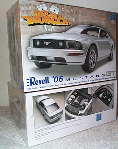 '06 Ford Mustang GT Revell Muscle
