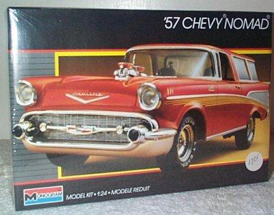 '57 Chevy Nomad Station Wagon