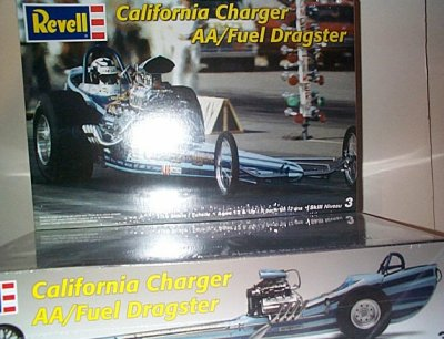 California Charger AA/FD Model Kit