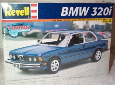 BMW 320i Tuner Series Model Kit