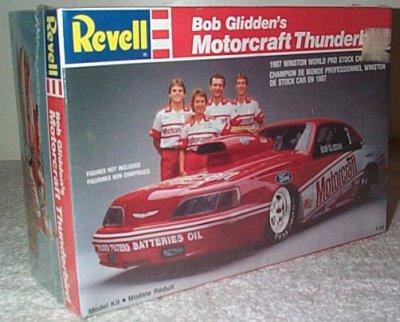 Bob Glidden Motorcraft 1987 Thunderbird
