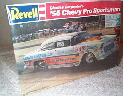 Charles Carptener's 1955 Chevy