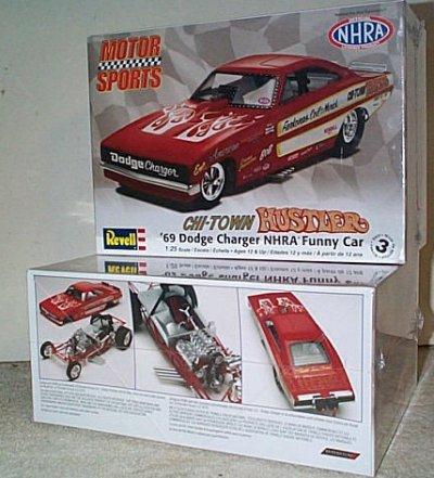 Chi-Town Hustler Dodge Funny Car