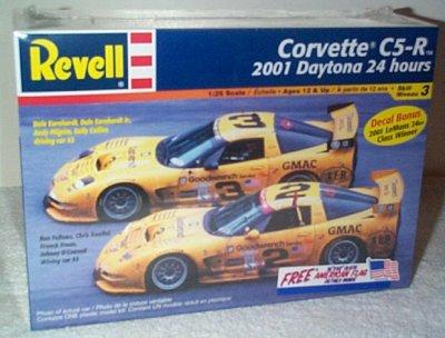 Chevrolet Corvette C5-R Daytona 24 Hrs Model