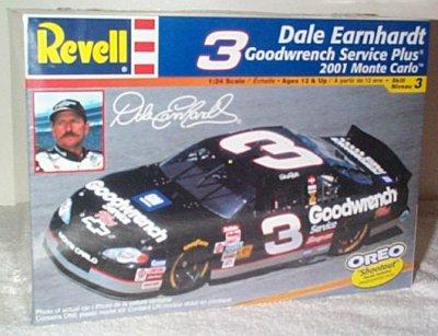 Dale Earnhardt GM GW Ser. Plus '01 Model Kit