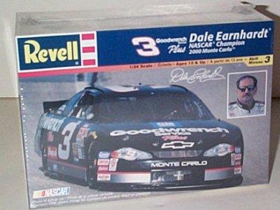 Dale Earnhardt  GM GW Ser. Pl.'02 Monte Carlo
