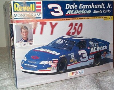 Dale Earnhardt Jr. AC/Delco Monte Carlo