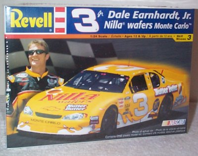Dale Earnhardt Jr. Nilla Wafers Model Kit