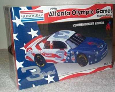 Dale Earnhardt Olympic '96 Monte Carlo