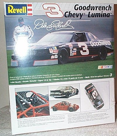 Dale Earnhardt GM Goodwrench Lumina