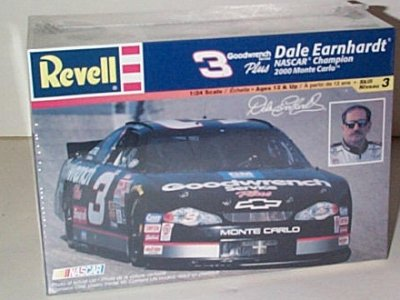 Dale Earnhardt 2000 Chevy Monte Carlo