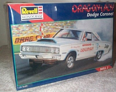 Shirley Shahan Drag-On-Lady Dodge Coronet