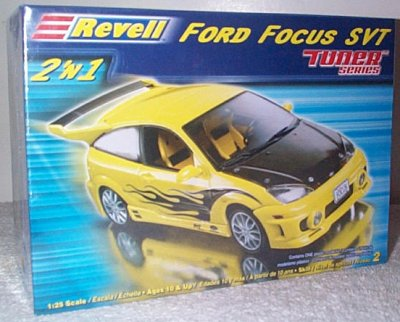 Ford Focus SVT Tuner Series Model
