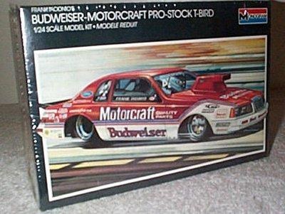Frank Iaconio Bud Thunderbird Pro Stock