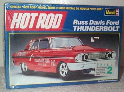 Gas Ronda '64 Ford Thunderbolt