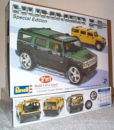 Hummer H2 Special Edition 2'n 1