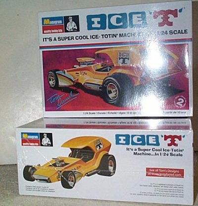 Tom Daniel's Ice T Model Kit