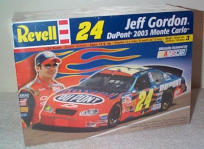 Jeff Gordon '03 Monte Carlo  Model Kit
