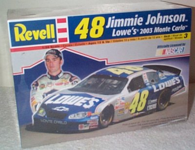 Jimmie Johnson Lowe's '03 Monte Carlo Mode