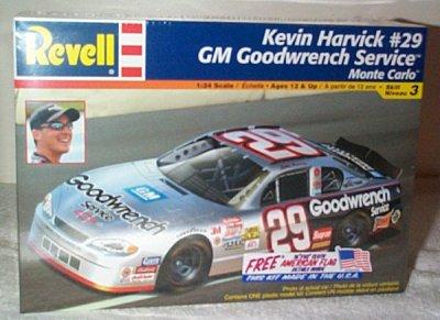 Kevin Harvick GM GW Service Model Kit