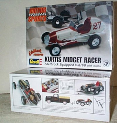 Kurtic Kraft V-8/60 Model Kit