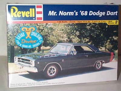 Mr. Norm's 1968 Dodge Dart