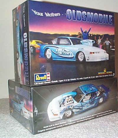 Not Your Mothers Oldsmobile Model Kit