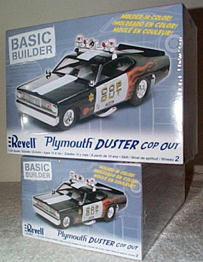 Plymouth Duster Cop Out Basic Builders