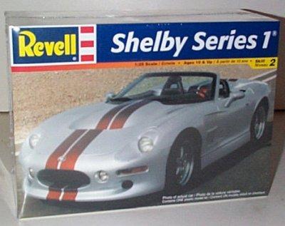 Shelby Series 1 Model Kit