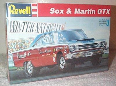 Sox & Martin SS/D '67 Plymouth GTX
