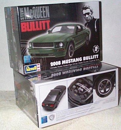 Bullitt 2008 Ford Mustang