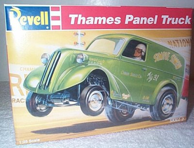 Thames Panel Drag Truck Simple Simon