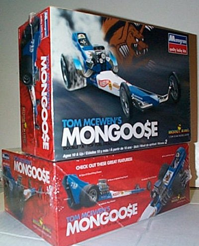 Tom McEwen Mongoose Model King