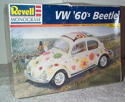VW '60's Style Beetle Sedan