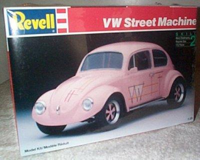 VW Street Machine Model Kit