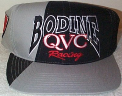 Geoff Bodine QVC Racing Hat
