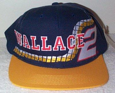 Rusty Wallace/Nascar Hat
