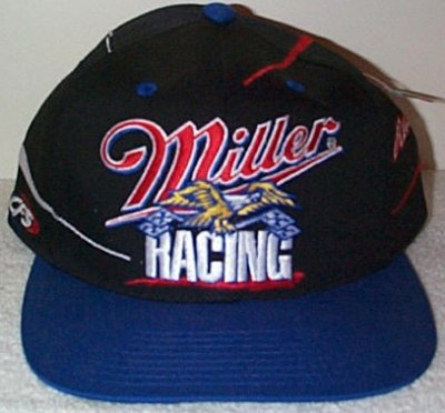 Rusty Wallace Miller Racing Hat