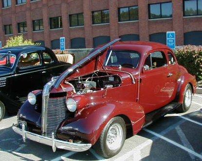 37 Pontiac