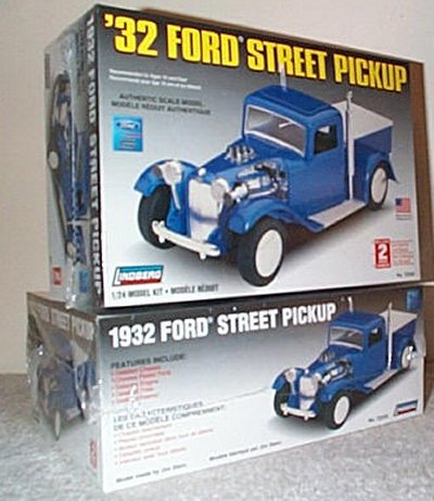 '32 Ford Pickup Street Rod Model Kit