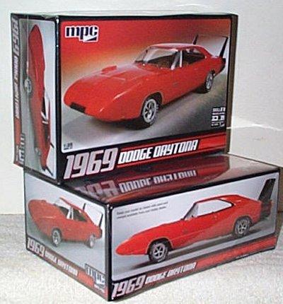 '69 Dodge Daytona Model Kit By MPC