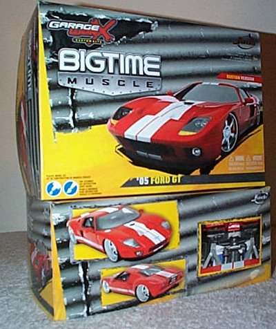 '05 Ford GT Plastic Model Kit
