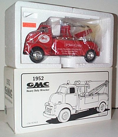 AACA '52 GMC Heavy Duty Wrecker