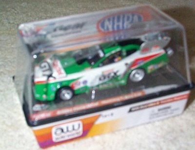 Ashley Force Hood Funny Car Slot Car
