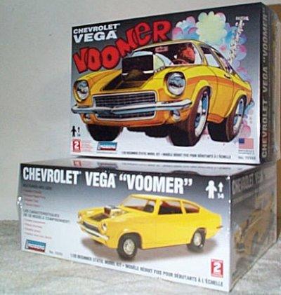 Chevrolet Vega Voomer Model Kit