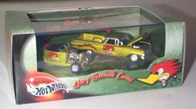 Clay Smith Cams Two Vehicle Set