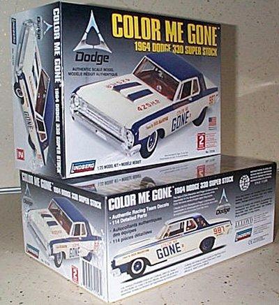 Color Me Gone '64 Dodge Super Stock