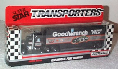 Dale Earnhardt GM Goodwrench '90 T/T